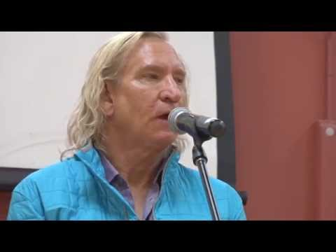 Joe Walsh's full visit to EIT, Hawke's Bay