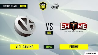 Vici Gaming vs Ehome (игра 3) BO3 | ESL One Los Angeles | Online