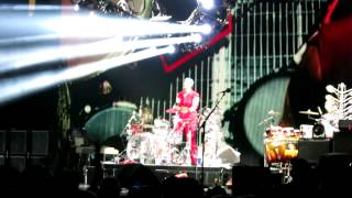 Red Hot Chili Peppers - Chad Smith's Drum Solo (Live at Prudential Center, NJ 05-05-2012)