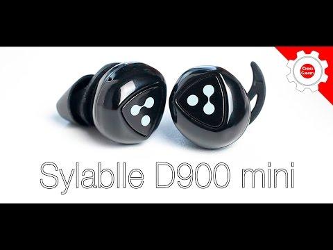 Syllable D900 mini - Стоят ли своих денег? Обзор полностью беспроводной гарнитуры!