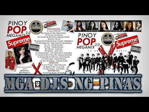 Pinoy Pop Megamix 2.0 - DJ Klu