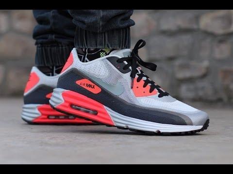 Nike Air Max Lunar90 (on feet)