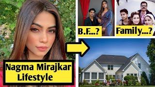 Nagma Mirajkar (Tiktok star) Lifestyle, Boyfriend, Family, Income, Age and more ||