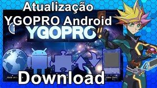 Nova Atualização YGOPRO Android Download Yu-Gi-Oh!