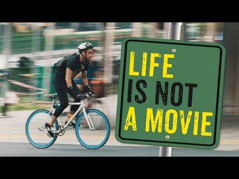 Life Is Not A Movie... | A Road Safety Special