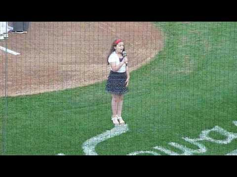 Quot National Anthem Quot Quot Danielle Russell Quot Youtube