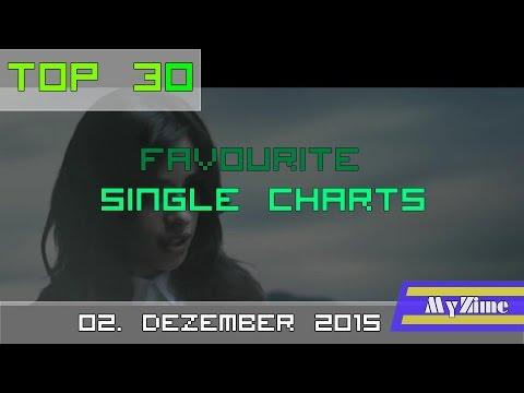 Top 30 Single Charts Dezember 2015
