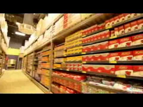 Cambridge Foods store video