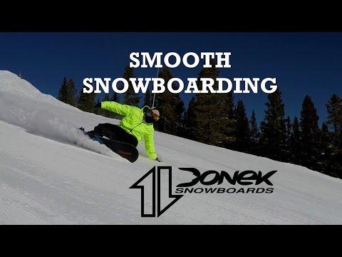Smooth Snowboarding