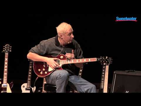 Gibson Les Paul Signature T Electric Guitar Demo - Sweetwater Sound