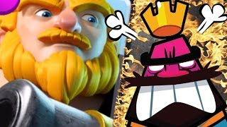 Does ROYAL GIANT Take SKILL?! How to COUNTER, FIX & WIN with RG ft. ChickenBob