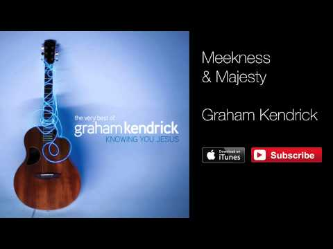 Graham Kendrick - Meekness And Majesty from The Very Best of (with lyrics)