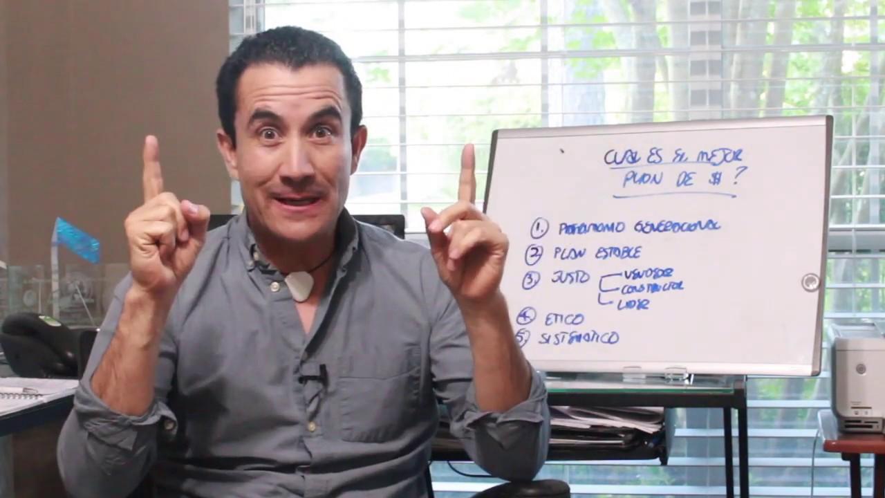 """333 Cual es el """"MEJOR"""" Plan de Ganancias en el Multinivel ?  por Luis R Landeros"""