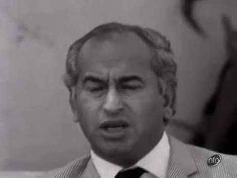 Zulfikar Ali Bhutto interview on Martial Law
