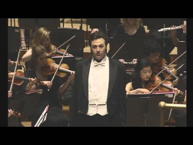 Joshua Owen Mills Tenor Sings Ah! lève-toi, soleil! from Romeo et Juliette by Gounod