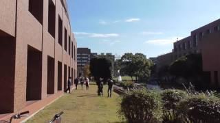 筑波大キャンパス散歩2016