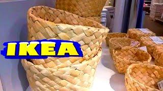 иКЕАВАУУЛЁТНЫЕ НОВИНКИНОВАЯ КОЛЛЕКЦИЯ В IKEA, ОТ САМОЙ ПРИРОДЫОБЗОР ПОЛОЧЕК/Kseniya Kresh