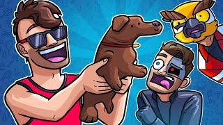 The UGLIEST Dog In The World! - Skribbl.io Funny Moments and Fails
