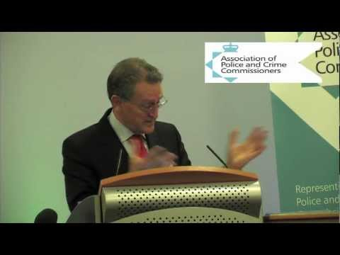 APCC Conference 29th June 2012: Sir Denis O'Connor, HM Chief Inspector of Constabulary
