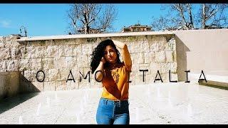 """Lo Amo Italia"" - Compilation Travel Video (Rome)"