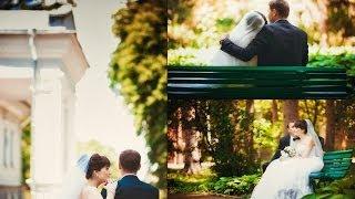 Фотограф Винница|Сергей+Юля свадебное слайдшоу
