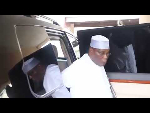 Atiku  in kaduna  for two days, say a greater  Nigeria  is possible