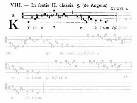 missa VIII de angelis - Kyrie.m4v