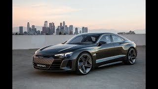 Audi e-tron GT concept Audi - The highlights of the L.A. Auto Show