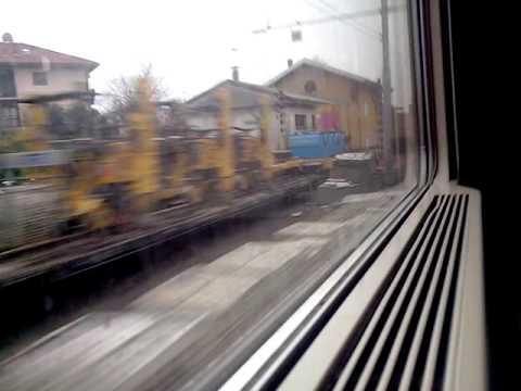 Tratta da milano porta garibaldi a novara con l 39 intercity - Da porta garibaldi a milano centrale ...