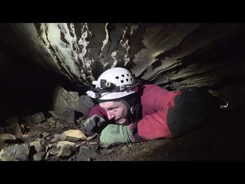 Claustrophobic cave challenge