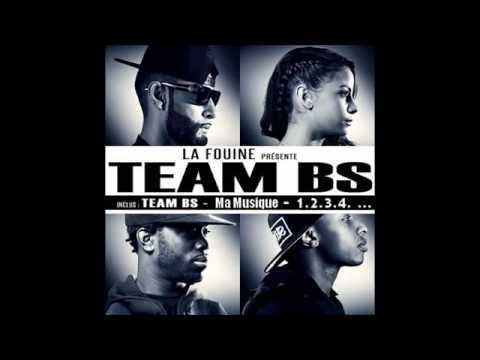musique la fouine team bs