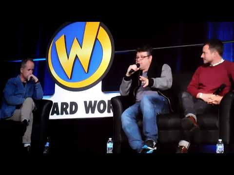 Elijah Wood, Sean Astin, Billy Boyd @ Wizard World Philadelphia 2018