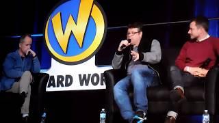 Elijah Wood, Sean Astin, Billy Boyd @ Wizard World Philadelphia 2018