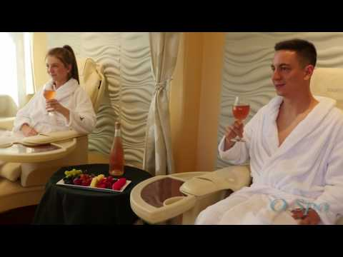 O spa Pedicure Promo video