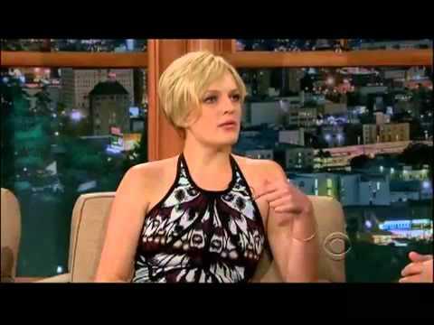 Craig Ferguson 6 13 13E Late Late Show Elisabeth Moss