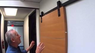 Barn Door Hardware Soft Close Barndoor Hardware Review