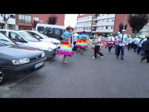 S. João da Valeta 2014 - Marchas de Padreiro Sta. Cristina - Arcos de Valdevez