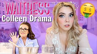 Colleen Ballinger's WAITRESS Stage Door Drama, YouTube News + More | Chit-Chat GRWM