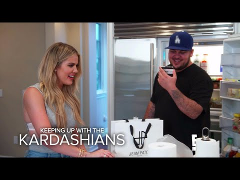 KUWTK  Rob Kardashian Explains Why He's Fighting With Blac Chyna  E!