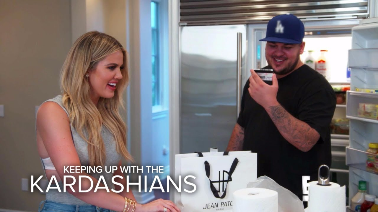 Even the Kardashians think Rob went too far with Blac Chyna nude photos