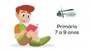 EBD -  Primário - 14/06/2020