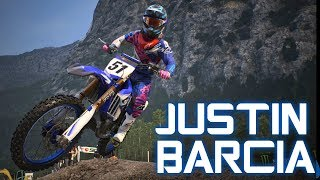 MXGP PRO - JUSTIN BARCIA,15 SECOND HEADSTART - Italy