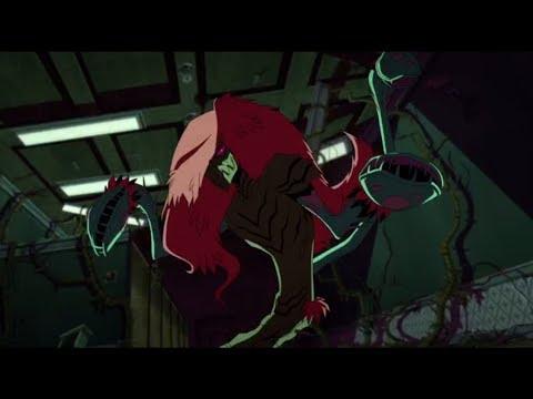 Batman Vs. Teenage Mutant Ninja Turtles Clip: Poison Ivy As A Mutant