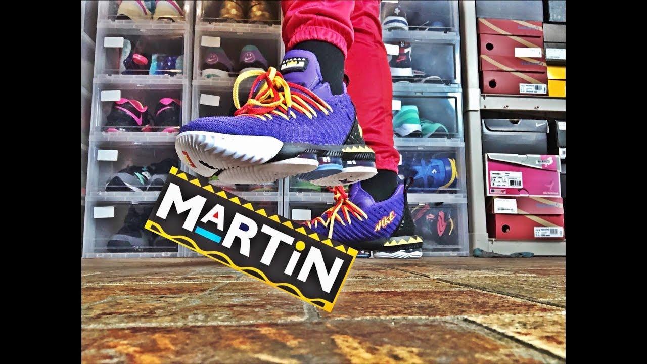 martin lebron 16s