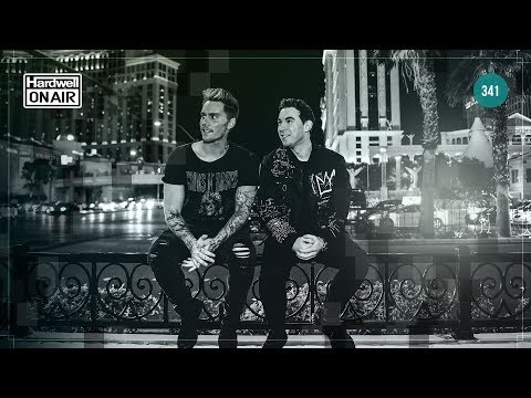 Hardwell On Air 341 (KAAZE Takeover)