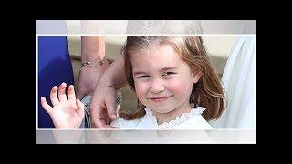 La princesse Charlotte, sosie parfait de Lady Kitty Spencer, la nièce de Lady Diana26/11/2018