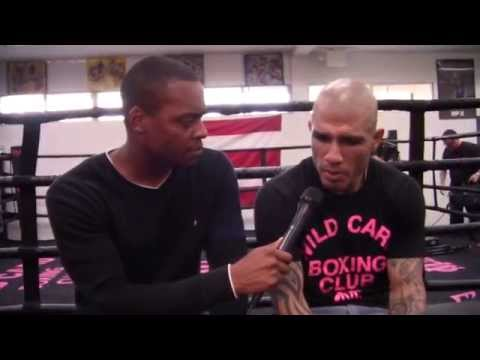 MIGUEL COTTO on Sergio Martinez, Freddie Roach Training & Being Rude to Fans