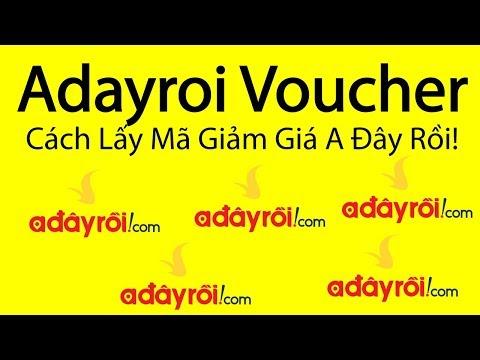 Adayroi Voucher - Cách Lấy Mã Giảm Giá Adayroi Mới 2020 [Update]
