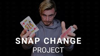 ET Snapchange Project by Eduard Todor [OUT NOW]