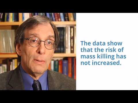 James Alan Fox Criminologist on Christian Science Monitor 3.14.18